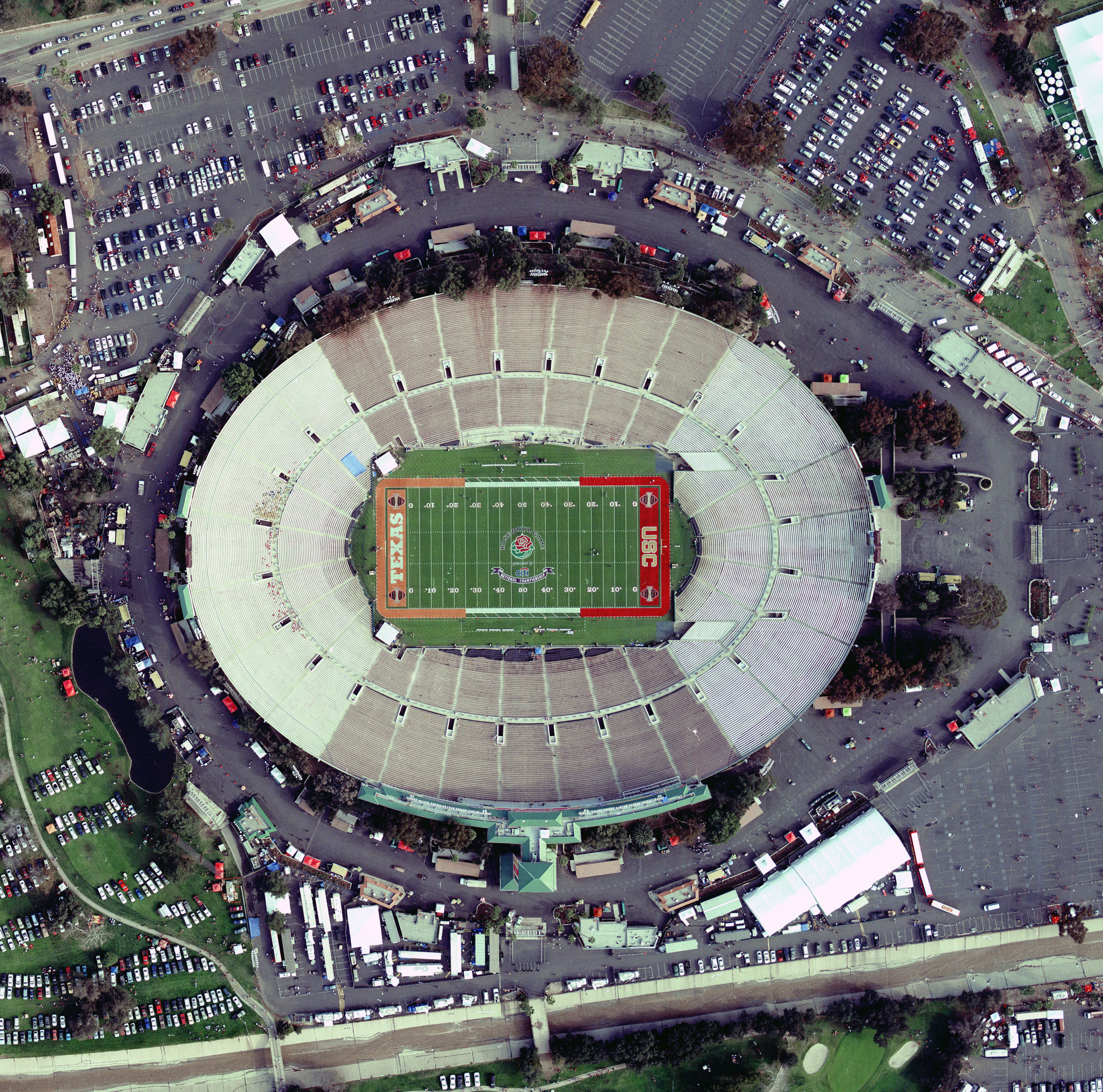 Rose Bowl Pictures 100